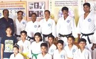 ओकिनावा शूरी शोरिन रियु कराटे डो का तीन दिवसीय प्रशिक्षण शुरू