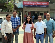 डीपीएस इंदिरापुरम पर बच्चों को प्रताड़ित करने का आरोप, थाने में शिकायत