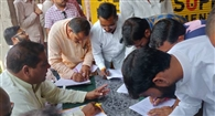 भाजपा में मंडल अध्यक्ष बनने को जंग, चले लाठी-डंडे