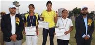 एथलेटिक्स प्रतियोगिता में गोरखपुर की टीम ने मारी बाजी, बाकी ने भी दिखाया दम