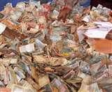 साईं मंदिर का दान पात्र खोला तो कमेटी के मेंबर रह गए दंग, निकले ऐसे नोट