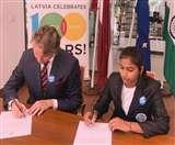 UP की इन बेटियों ने किया गौरवांवित, एक दिन के लिए बनीं इक्वाडोर व लातविया की राजदूत Gorakhpur News