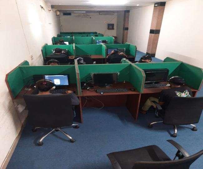बादशाहपुर में पकड़े गए फर्जी काल सेंटर की जांच साइबर थाना को सौंपी गई है।