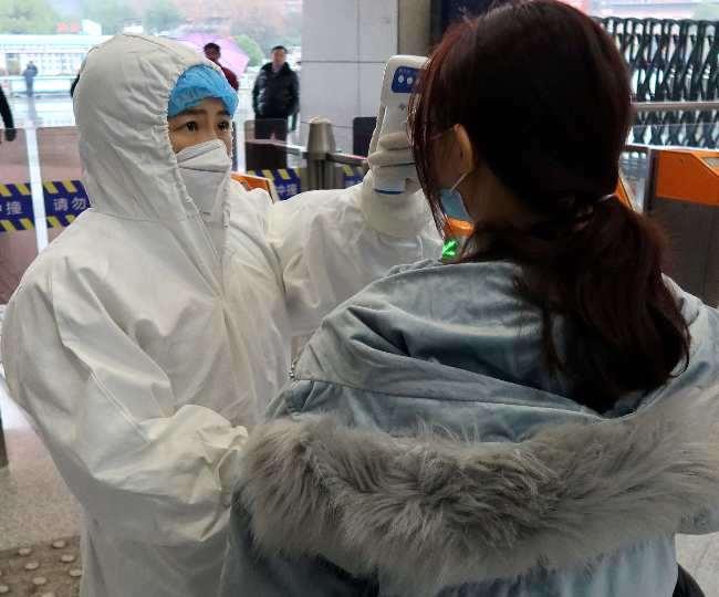 कोरोना महामारी के कारण रूस में हालत खराब। (फाइल फोटो)