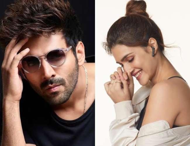 Kartik Aaryan and Kriti Sanon star in film. Photo- Instagram