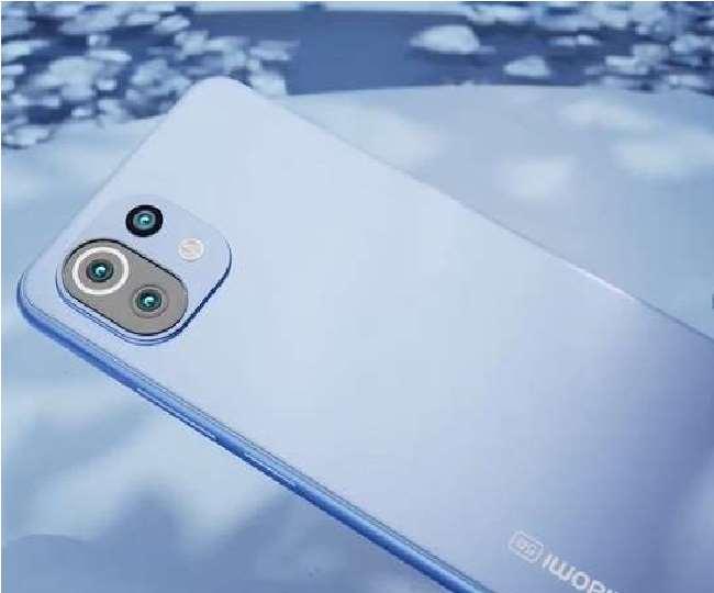 Xiaomi 11 Lite NE 5G की यह है फाइल फोटो