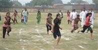 पहले ही दिन ग्रामीण बच्चों में दिखा जोश