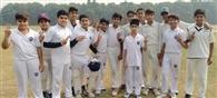 दिल्ली कैपिटल्स क्रिकेट अकादमी 30 रन से जीती
