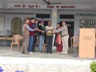 पांडवीं गांव को संवारेंगे स्वयंसेवी
