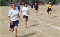 सोनिका और अंजली ने जीती दौड़े