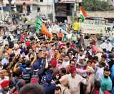 भाजपा की संकल्प यात्रा में बाेले प्रदेश अध्यक्ष श्वेत मलिक-राजोआणा की सजा माफी सही फैसला Ludhiana News