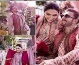 Deepika Ranveer Anniversary: एक साल बाद फिर देखें दीपिका-रणवीर की शादी का पूरा एल्बम, जिन तस्वीरों पर दिल हार बैठे थे फैंस