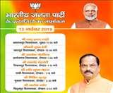 Jharkhand Assembly Election 2019: भाजपा प्रत्याशियों के नामांकन में आज शामिल होंगे CM रघुवर दास