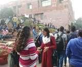 JNU Student protest: केंद्रीय मंत्री का छात्रों को दिया आश्वासन लाया रंग