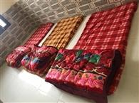 निगम ने रैन बसेरा में लगवाए 10 बिस्तर व 12 लाइटें