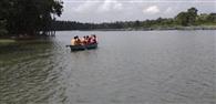 पर्यटकों को लुभा रहा लटरजंग डैम