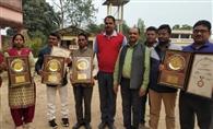 सर्टिफिकेशन में लेस्लीगंज जिले में अव्वल : बीईईओ