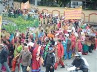 राज्य आंदोलनकारियों को सचिवालय कूच से रोका