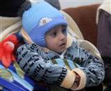 एक वर्ष के बच्चे की सफल सर्जरी कर बनाई आहार नाल Dehradun News