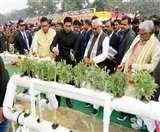 मुख्यमंत्री नीतीश का मिथिलांचल दौरा: कभी किसान तो कभी विशेषज्ञ की भूमिका में नजर आए सीएम Madhubani News