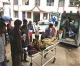 Jharkhand IED Blast : लातेहार-लोहरदगा सीमा पर भीषण विस्फोट, एक की मौत-एक घायल