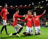 यूएफा यूरोपा लीग: मैनचेस्टर युनाइटेड और आर्सेनल के युवा सितारों ने बिखेरी चमक