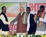Jharkhand Assembly Election 2019: प्रधानमंत्री नरेंद्र मोदी के इर्द-गिर्द ही चुनाव प्रचार