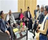आरबीबीएम कॉलेज मेें मूल्यांकन को पहुंची नैक की टीम, करेगी कॉलेज का निरीक्षण Muzaffarpur News