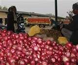 सस्ते प्याज के काउंटर में भी पड़ा सर्दी का असर, बिक्री घटी Dehradun News