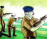 पशु तस्करों ने शंकरगढ़ के थानेदार व पुलिस कर्मियों को कुचलने का प्रयास किया, मुठभेड़ में पांच गिरफ्तार Prayagraj News