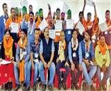 टाटा कामगार यूनियन चुनाव : कार्यकारी अध्यक्ष बने राजकुमार, अजय महासचिव Jamshedpur news