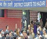 Delhi: तीस हजारी और कड़कड़डूमा में बार काउंसिल का चुनाव आज