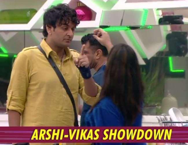 अर्शी खान के चलते विकास गुप्ता को शो छोड़कर जाना पड़ता हैl