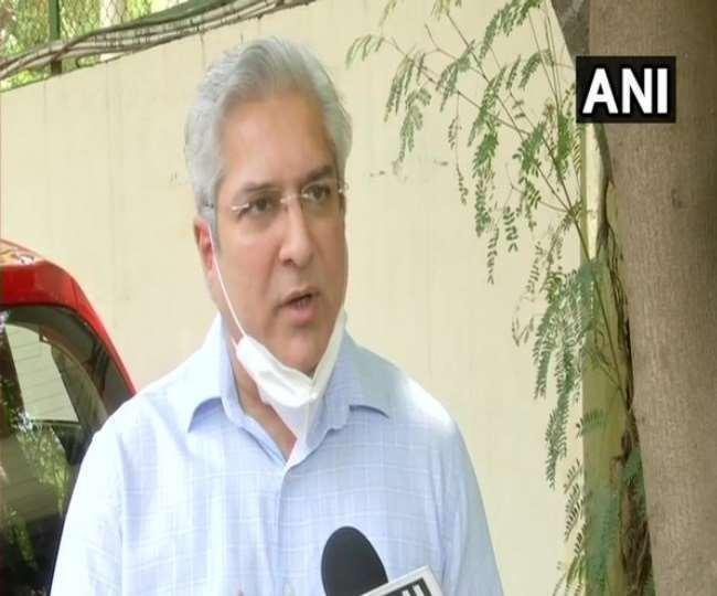 दिल्ली के परिवहन मंत्री कैलाश गहलोत की फाइल फोटो