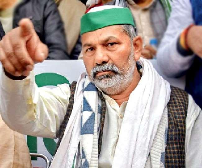 Farmers Protest : किसान नेता राकेश टिकैत ने दी चेतावनी, सरकार मानने वाली नहीं है, इलाज तो करना पड़ेगा