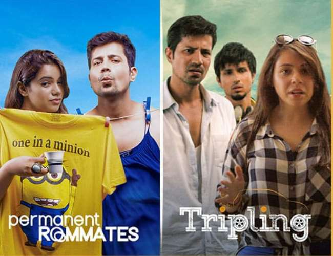 TVF shows now available on Zee5. Photo- PR