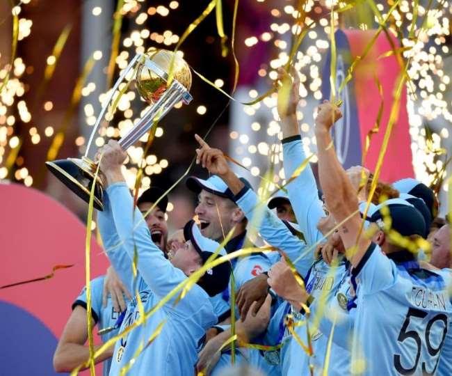इंग्लैंड की टीम ने विश्व कप 2019 का खिताब जीता था