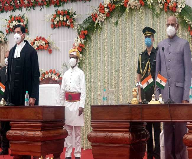 Ramesh Bais, Jharkhand Governor झारखंड के नए राज्यपाल रमेश बैस।