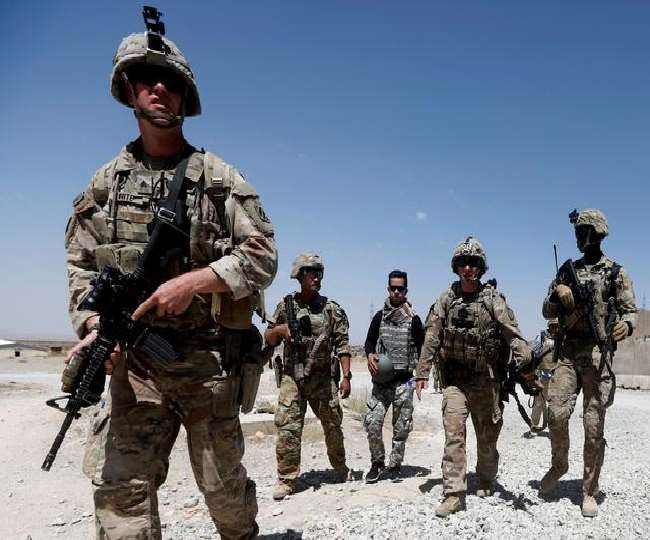 US troops arrive in Kabul to assist evacuations of its embassy personnel  and other civilians amidst situation get worsen in afghanistan
