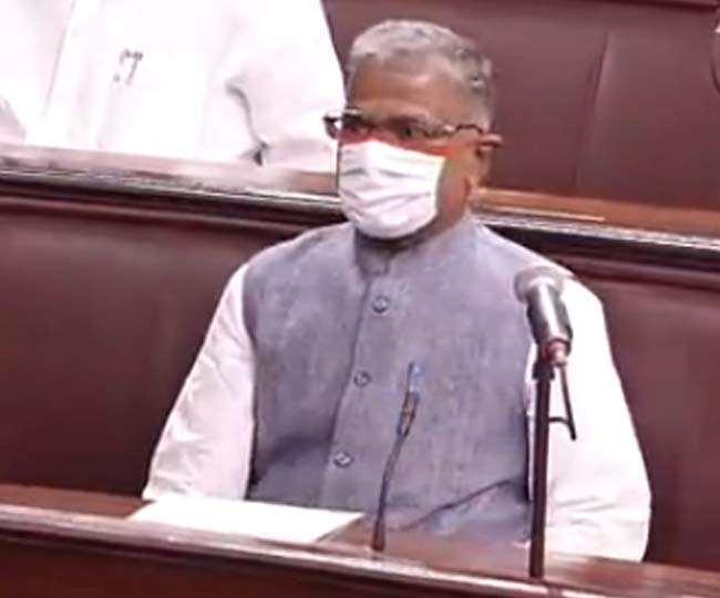 Parliament's Monsoon Session: Harivansh Narayan elected Deputy Chairman of Rajya Sabha
