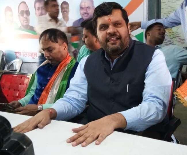 कांग्रेस ने की भारतीय जनता पार्टी(भाजपा) की आलोचना।(फोटो: दैनिक जागरण)