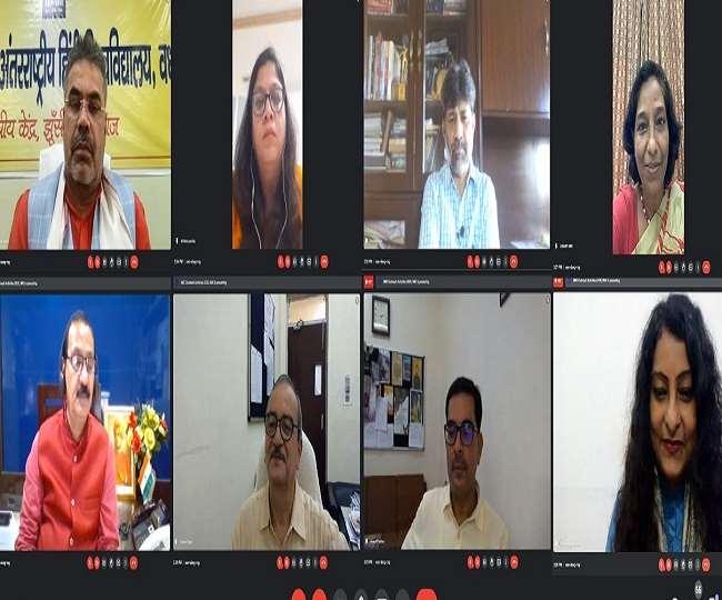 भारतीय जन संचार संस्थान में हिंदी पखवाड़े का शुभारंभ