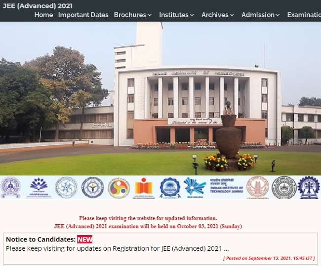 JEE Advanced Registration 2021 postponed, IIT Kharagpur issues an update