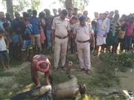 भदौर में ससुराल आए युवक की हत्या
