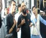 इमामबारगाह में निकले 18 बनी हाशिम के ताबूत Jamshedpur News