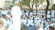 जजपा की सरकार बनते ही किसानों का कर्जा माफ करेंगे : रामफल