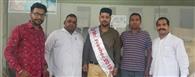 दीपक सिंह बने मिस्टर विजेता