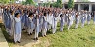 छात्राओं ने सीखे आत्मरक्षा के गुर