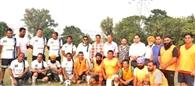 दशमेश क्लब और बजवाड़ा के बीच हुआ क्वार्टर फाइनल
