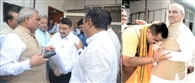 विधायक काऊ दिल्ली तलब, ठुकराल की पीठ पर हाथ